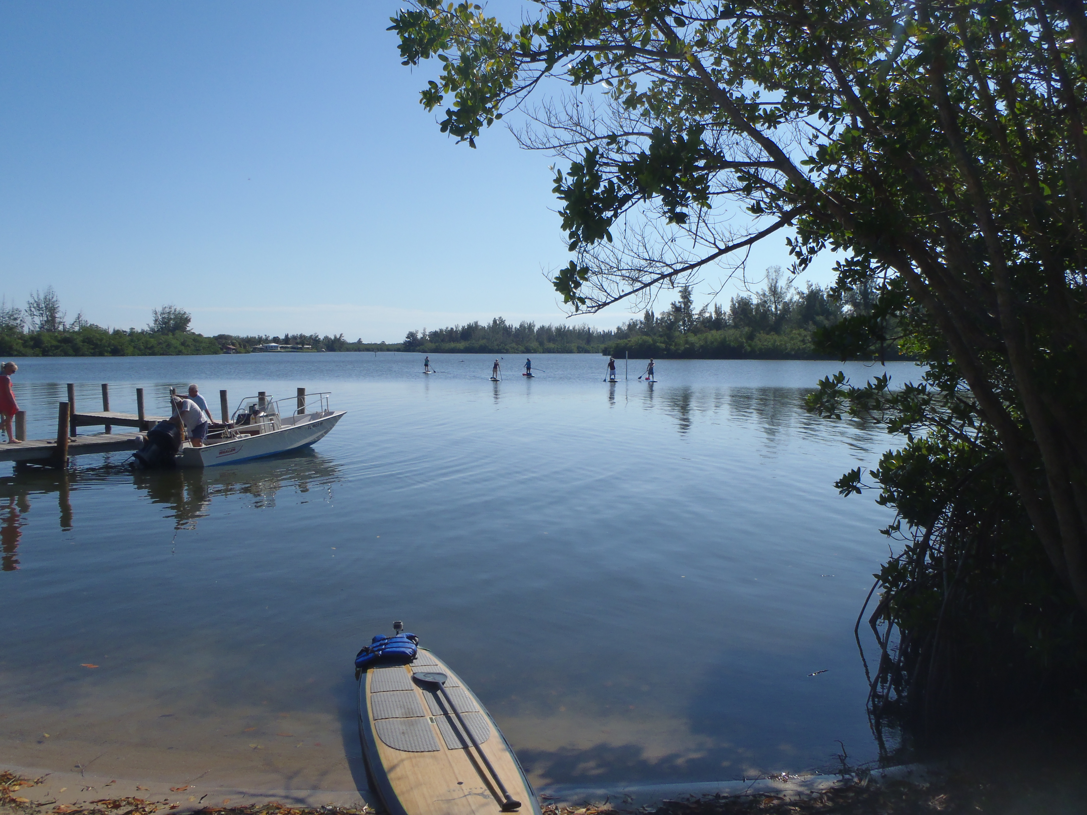 Stand Up Paddle Boarding Sup Lbourne Beach