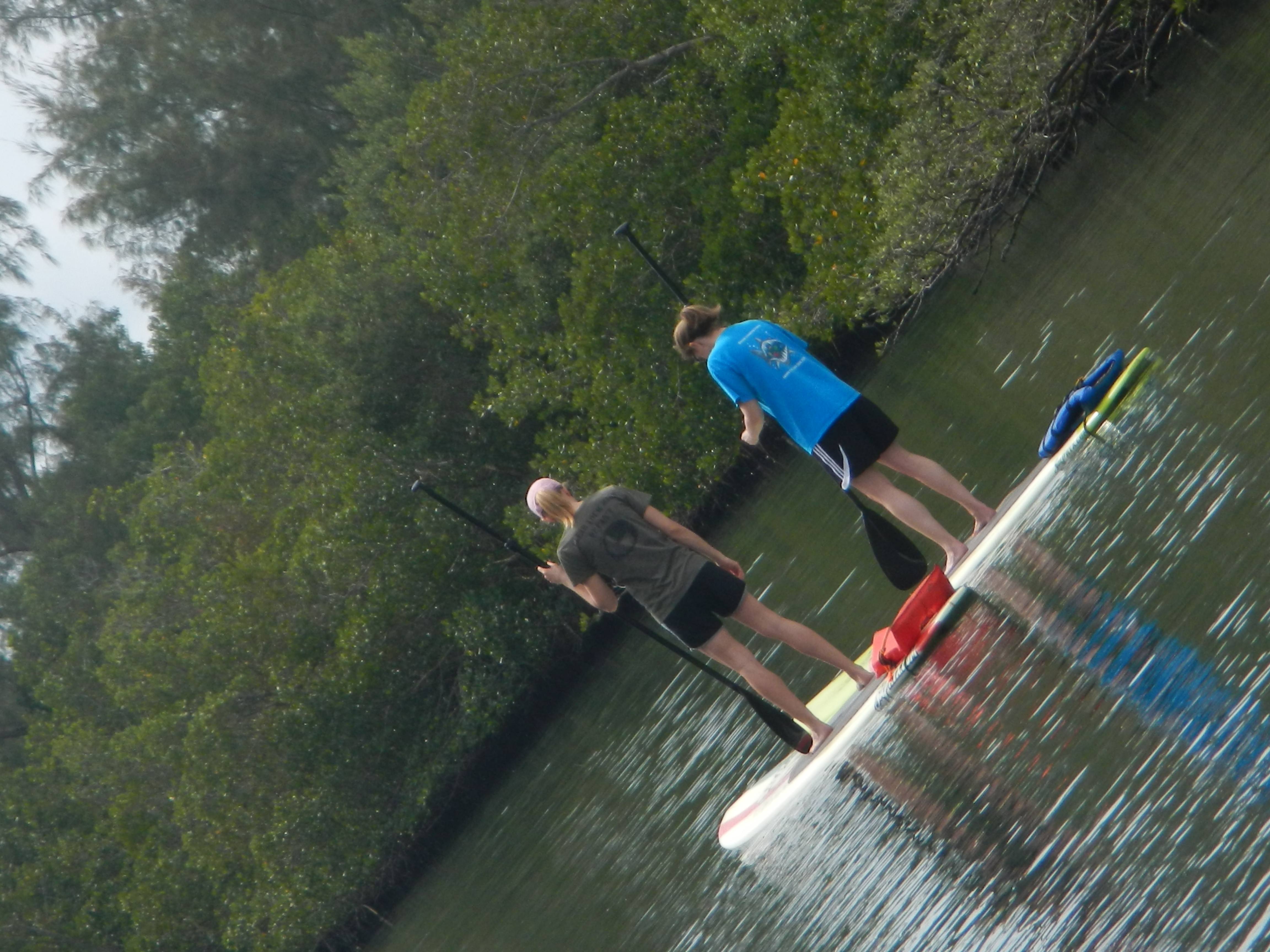 Stand Up Paddle Boarding Adventure Fun Tour With Supecoadventures Minutes From Cocoa Beach Vero And